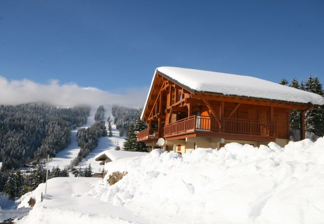 Chalet in Les Gets - Quatre Saisons