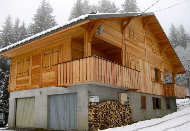 chalets in les gets chalet manon. Black Bedroom Furniture Sets. Home Design Ideas