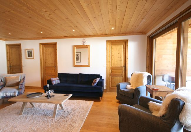Apartment in Les Gets - Jardin d'Arnica
