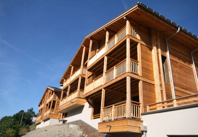 Brand new, one bed apartment at the foot of the pistes