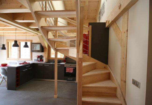 Apartment in Les Gets - Timbers