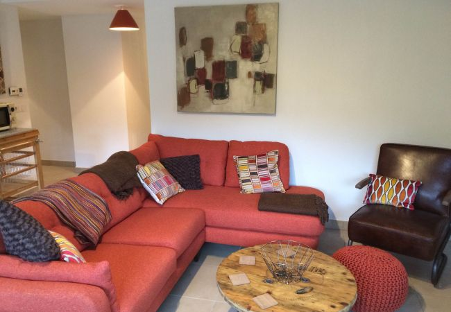 Apartment in Les Gets - Le Rouge-Gorge
