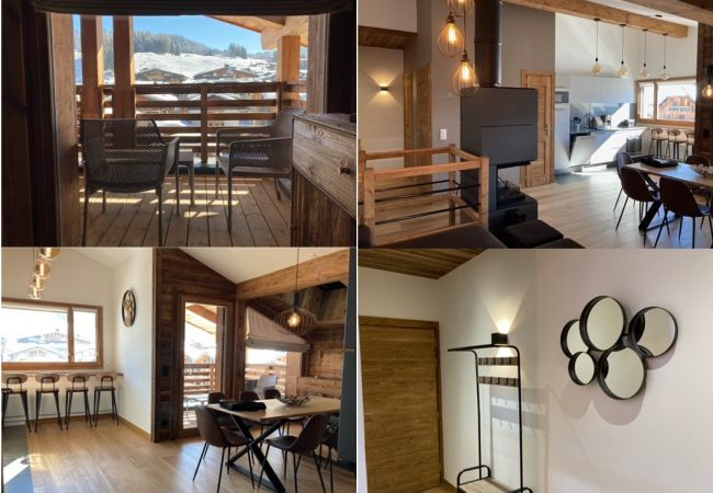 Apartment in Les Gets - Margaux