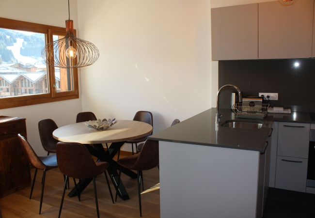 Apartment in Les Gets - Charline