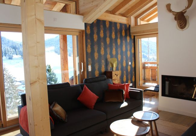 Chalet in Les Gets - Chalet Cocoon